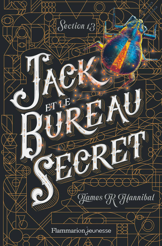 Section 13 - Jack et le bureau secret