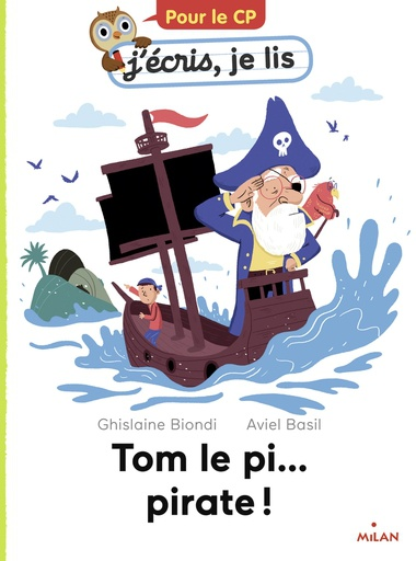 Tom le pi... pirate !